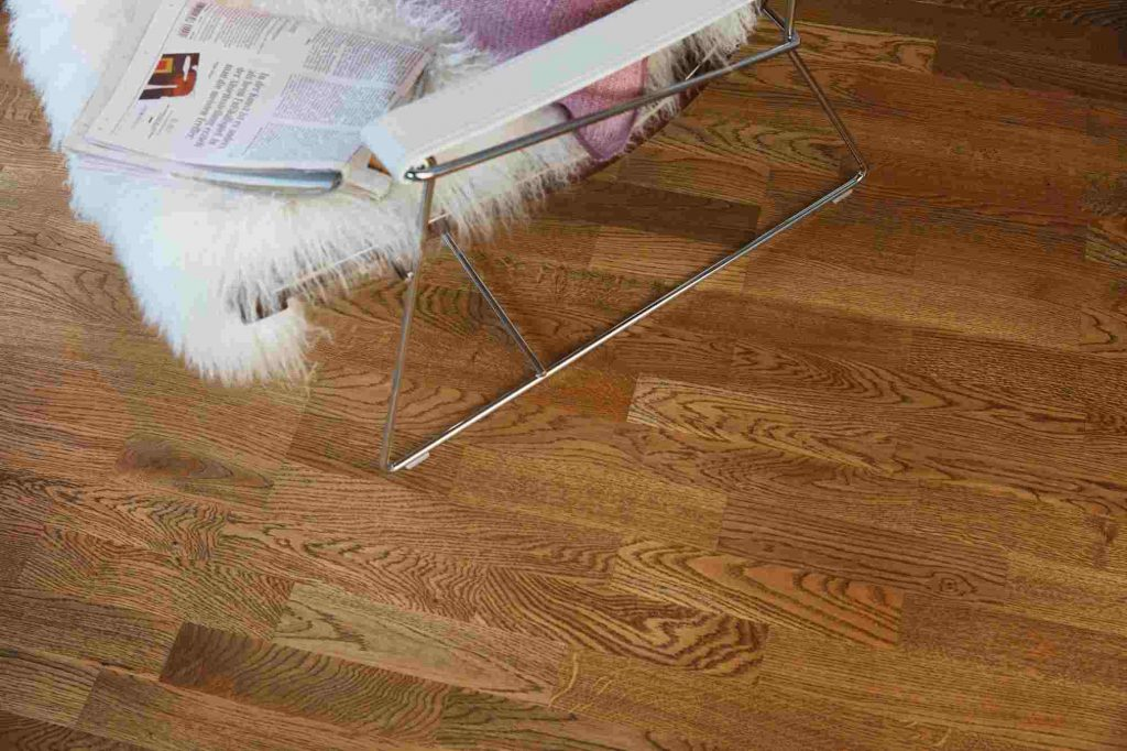 Boen Parkett Rustic Oak Alamo Longstrip