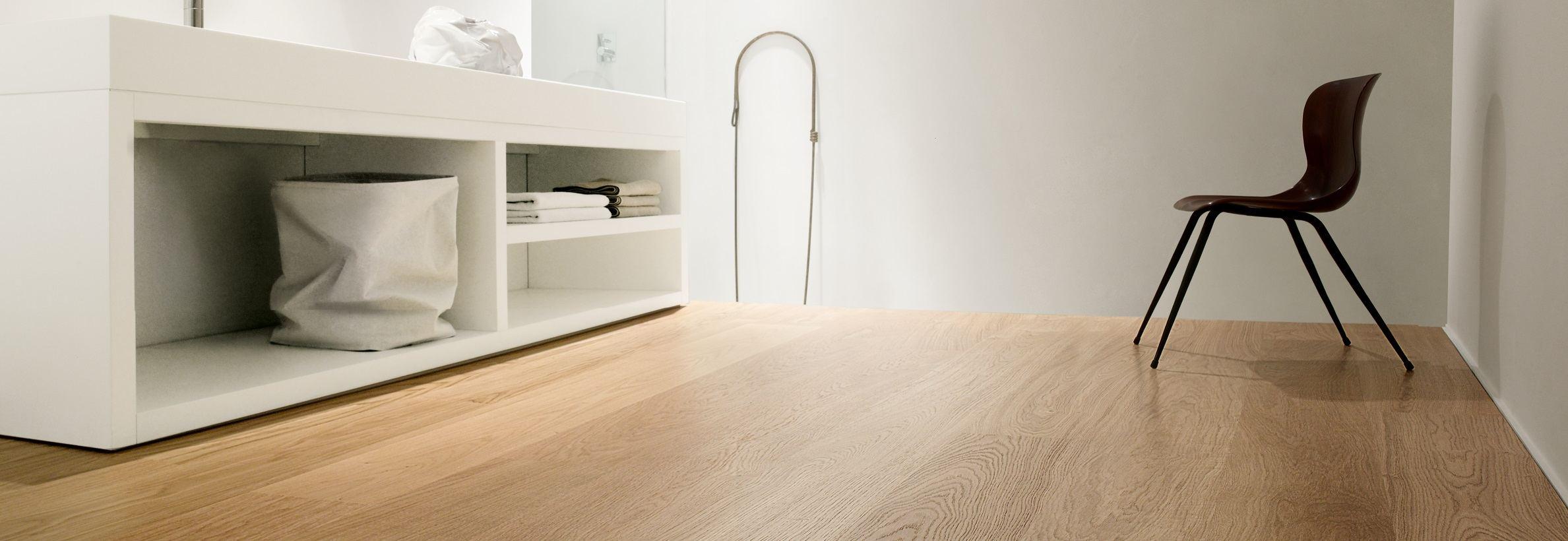 Listone Parkett Plank 190 Eiche puro fibramix